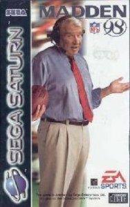 Madden NFL 98 per Sega Saturn