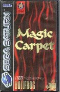 Magic Carpet per Sega Saturn
