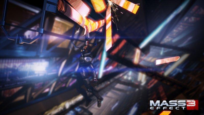 Mass Effect 3: Citadel, l'annuncio ufficiale di Electronic Arts