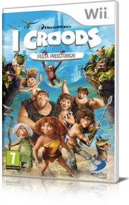 I Croods: Festa Preistorica! per Nintendo Wii