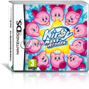 Kirby: Mass Attack per Nintendo DS
