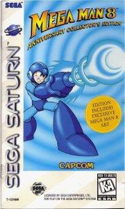 Mega Man 8: Anniversary Edition per Sega Saturn