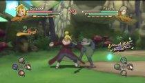 Naruto Shippuden: Ultimate Ninja Storm 3 - Gameplay con Yagura