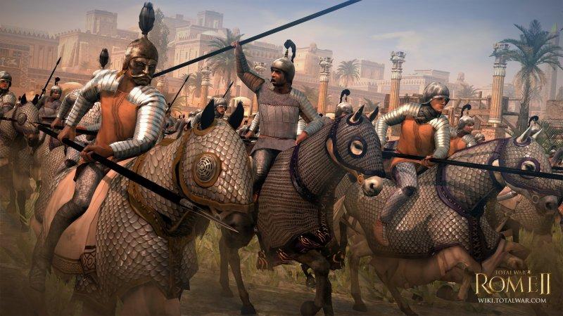 Total War: Rome II - Ecco i Parti