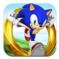 Sonic Dash per iPhone