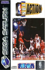 NBA Action '95 Starring David Robinson per Sega Saturn