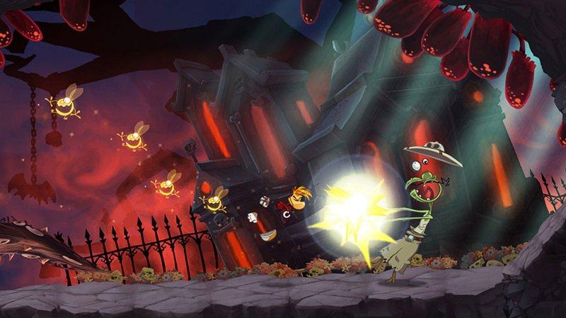 Rayman Jungle Run disponibile sul marketplace di Windows 8