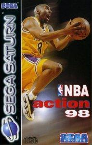 NBA Action 98 per Sega Saturn
