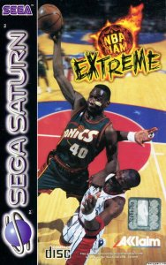NBA Jam Extreme per Sega Saturn
