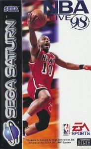 NBA Live 98 per Sega Saturn