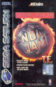 NBA Jam: Tournament Edition per Sega Saturn