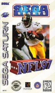 NFL 97 per Sega Saturn