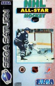 NHL All-Star Hockey per Sega Saturn