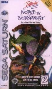 Norse by Norsewest per Sega Saturn