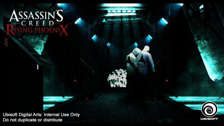 Spunta un'altra immagine del misterioso Assassin's Creed: Rising Phoenix