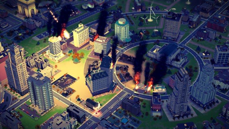 La soluzione di SimCity