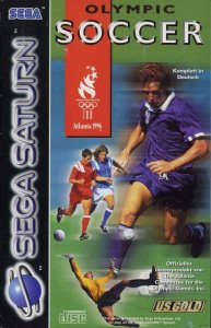 Olympic Games: Atlanta 1996 per Sega Saturn