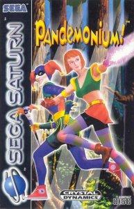 Pandemonium! per Sega Saturn