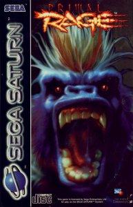 Primal Rage per Sega Saturn