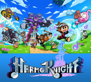 HarmoKnight per Nintendo 3DS
