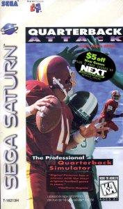 Quarterback Attack per Sega Saturn