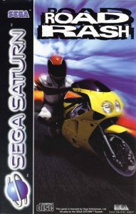 Road Rash per Sega Saturn