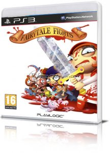 Fairytale Fights per PlayStation 3