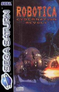 Robotica Cybernation Revolt per Sega Saturn