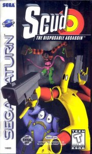 Scud: The Disposable Assassin per Sega Saturn
