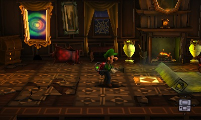 Luigi's Mansion 2, il supporto per il Circle Pad Pro non avrebbe aggiunto nulla all'esperienza