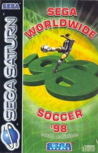 Sega Worldwide Soccer '98 Club Edition per Sega Saturn