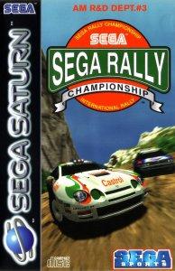 Sega Rally Championship per Sega Saturn