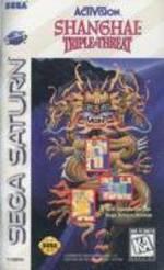 Shanghai: Triple-Threat per Sega Saturn