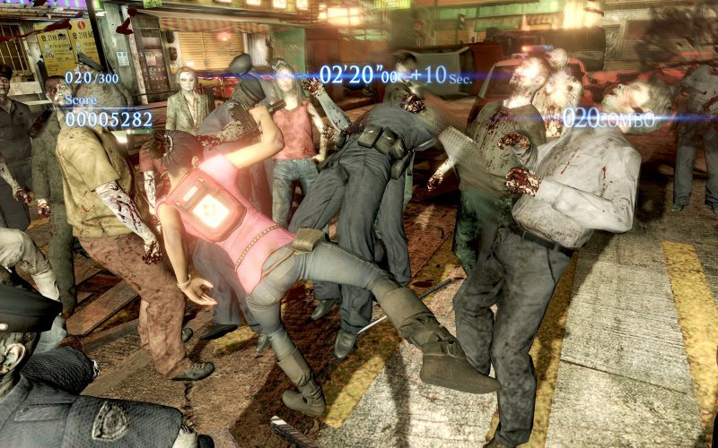 La versione PC di Resident Evil 6 disponibile