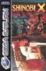 Shinobi X per Sega Saturn