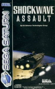 Shockwave Assault per Sega Saturn