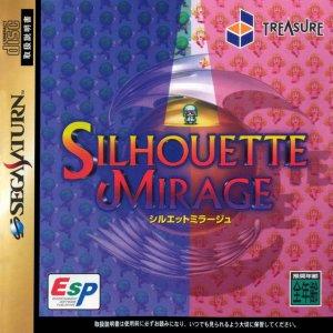 Silhouette Mirage per Sega Saturn