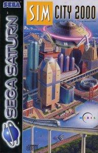 SimCity 2000 per Sega Saturn