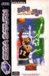 Slam 'n Jam '96 per Sega Saturn