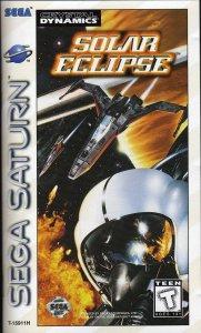 Solar Eclipse per Sega Saturn