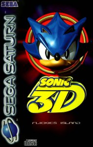 Sonic 3D: Flickies' Island per Sega Saturn