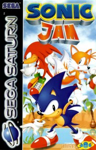 Sonic Jam per Sega Saturn
