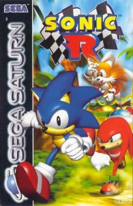 Sonic R per Sega Saturn