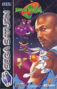 Space Jam per Sega Saturn