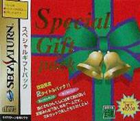 Special Gift Pack per Sega Saturn