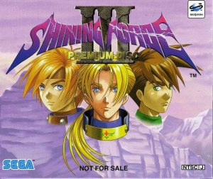 Shining Force III Premium Disc per Sega Saturn