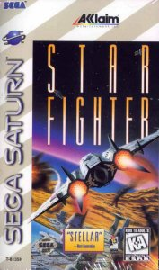 StarFighter per Sega Saturn