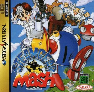 Steamgear Mash per Sega Saturn