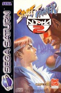 Street Fighter Alpha 2 per Sega Saturn