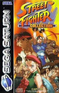 Street Fighter Collection per Sega Saturn